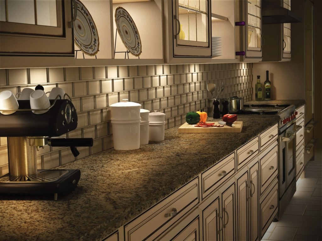 under cabinet lighting provides excellent task lighting making your