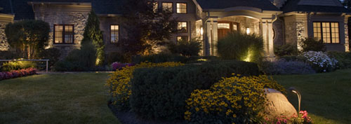 Kichler Design Pro LED Landscape Lighting