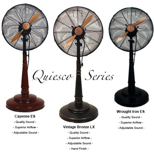 Quiesco Fans