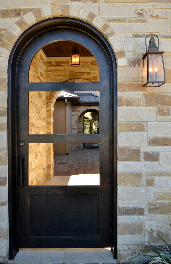 Horseshoe Bay home built by Summit Builders, Austin, Texas
