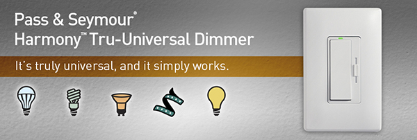 Harmony Tru-Universal Dimmer