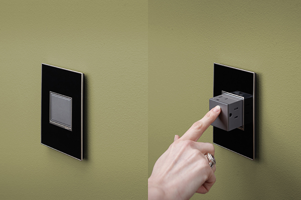 Legrand Adorne Pop-Out Outlet