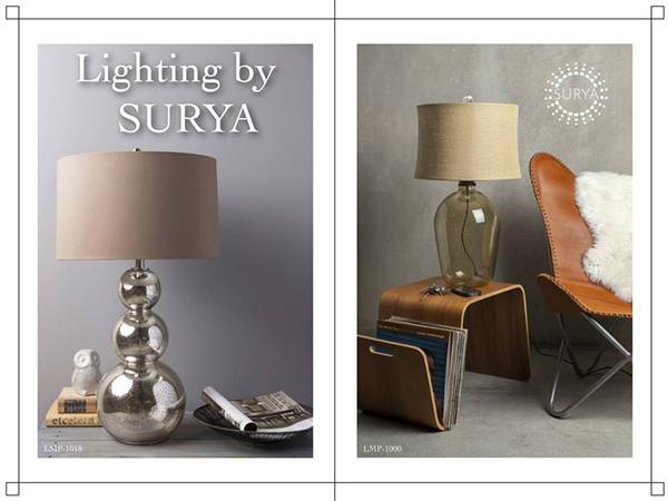 Surya lighting