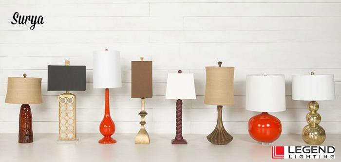 Surya Lamps